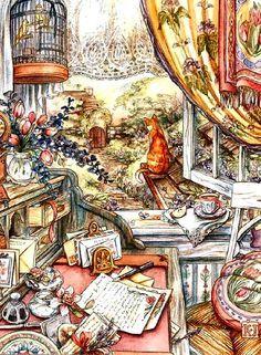 KIm Jacobs Ilustrate - Cerca amb Google
