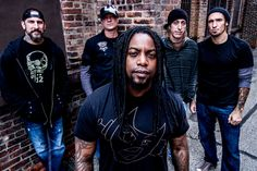 Sevendust Add Second Leg to 'An Evening With' Acoustic Trek Music Is My Escape, Music Is Life, My Music, Lajon Witherspoon, Nu Metal, Love Band, Heavy Metal Music, Rock Groups, Film Music Books