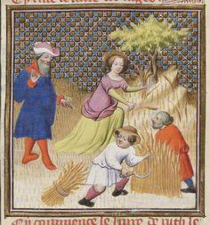 Guyart des Moulins, Bible historiale [La Bible historiaux, ou les histoires…