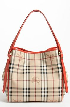 Burberry 'Haymarket Check' Tote available at Nordstrom