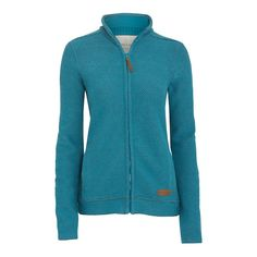 Ladies full zip Macaroni in a chunky soft cotton mix features hand pockets and dropped shoulders completed with a jersey lined back yoke. This Macaroni style gives the appearance of being a Jacket whilst keeping you as snug as a bug - you wont wear anything else! Weird Fish, Macaroni, Snug, Pockets, Zip, Lady, Cotton, How To Wear, Clothes
