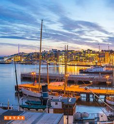Looking for a great destination to visit on a budget? Check out Oslo, Norway (and make a stop at the Oslo Royal Palace and Opera House).