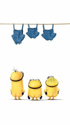 phone wallpaper disney 48 Ideas Wallpaper Iphone Disney Minions Phone Wallpapers For 2019 Cute Cartoon Wallpapers, Movie Wallpapers, Cute Wallpaper Backgrounds, Wallpaper Wallpapers, Smile Wallpaper, Trendy Wallpaper, Phone Backgrounds, Iphone Wallpapers, Minion Wallpaper Iphone