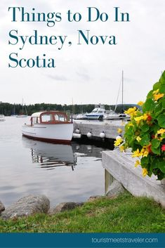 Things to Do In Sydney, Nova Scotia