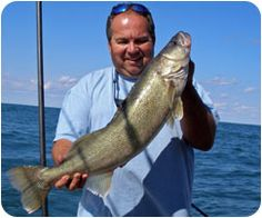 What a catch! The eastern end of Lake Erie is expecting a great spring and summer fishing season.