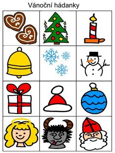 Winter Time, Book Activities, Christmas Time, Advent Calendar, Playing Cards, Doodles, Symbols, Education, Learning