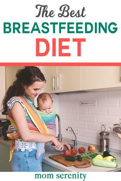 Find out what the best breastfeeding diet for healthy baby development | #breastfeeding #diet #momhacks #baby #health #babyhood #