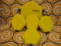MATRIXSYNTH: 5 Simmons SDSV Vintage Electronic Drum Pads