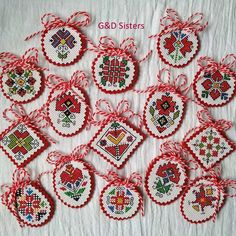 Creative Embroidery, Folk Embroidery, Cross Stitch Embroidery, Embroidery Patterns, Cross Stitch Patterns, Sewing Patterns, Wire Crochet, Crochet Stitches, 123 Cross Stitch
