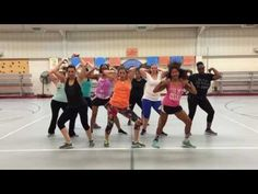 'Dear Future Husband' Zumba - YouTube