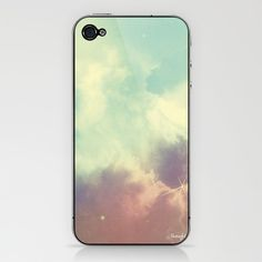 Nebula 3 iPhone & iPod Skin