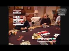 aa vs kk high stakes poker season 1