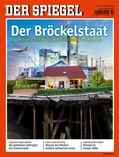 DER SPIEGEL 37/2014: Der Bröckelstaat: Amazon.de: Wolfgang Büchner, Klaus Brinkbäumer, Clemens Höges: Bücher