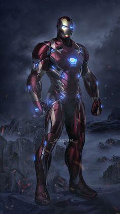 Iron Man Artwork New Wallpapers | hdqwalls.com