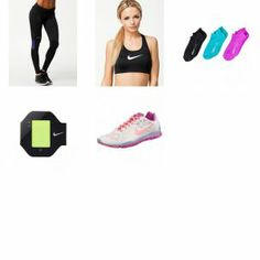 Hardloop outfit