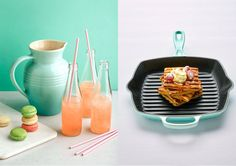 Refreshing new recipes for Cool Mint. New Recipes, Cooking Recipes, Le Creuset, A Boutique, Tea Time, Food Photography, My Design, Grilling, Mint