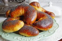 Makovky ako z pekárne Bagel, Bread, Baking, Juicing, Food, Juice, Bakken, Breads, Meals