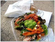 Eric Kayser salad