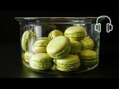 Dessert: Heart Macarons Recipe with Lemon Buttercream - Natasha's Kitchen - YouTube