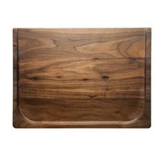 Black Walnut Trencher Board