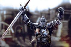 For Honor Commission - Warden #3 by G21MM.deviantart.com on @DeviantArt