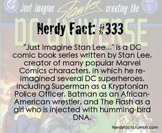 It's a pretty sweet story. Marvel Facts, Marvel Jokes, Marvel Dc Comics, Weird Facts, Fun Facts, Superhero Facts, Hilario, Sweet Stories, Nerd Love