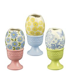 Love this Cracked Egg Cup Posy Vase Set on #zulily! #zulilyfinds