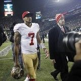 Colin Kaepernick takes blame for 49ers loss