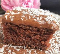 Annas sjokoladekake - Bakeprosjektet Food N, Food And Drink, Danish Dessert, Chocolate Cake, Cake Recipes, Sweets, Cookies, Baking, Desserts
