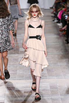 Sonia Rykiel Spring 2018 Ready-to-Wear Collection Photos - Vogue