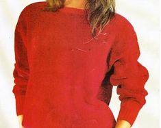 Womens Poncho knitting pattern pdf download Girls Poncho | Etsy Girls Poncho, Ladies Poncho, Poncho Knitting Patterns, Knitted Poncho, 6 Years, Sweaters For Women, Pdf, 42 Inch, Etsy