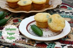 Mommy's Kitchen - Home Cooking & Family Friendly Recipes: Mini Jalapeno Popper Muffins & {Giveaway}