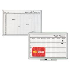 Staples Annual Planner 900 x 600mm - Staples - Staples