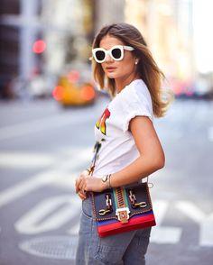 As blogueiras brasileiras dominaram as semanas de moda