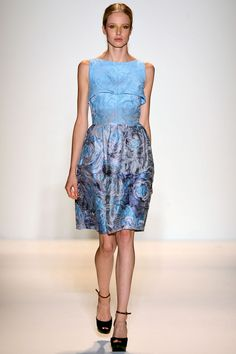 Lela Rose Spring 2013 Ready-to-Wear - Collection - Gallery - Style.com