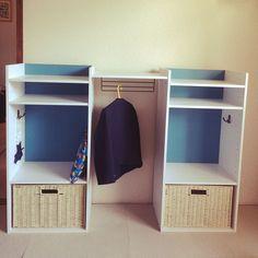 賃貸DIY/団地/社宅/築30年超/DIY/カラーボックス DIY…などのインテリア実例 - 2017-01-26 16:21:20   RoomClip(ルームクリップ) Little Girl Rooms, Little Girls, Diy Home Improvement, Kidsroom, Diy And Crafts, Entryway, Woodworking, Bed, Interior