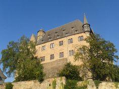 Marburger Schloss  #hessentourismus #hugenottenwaldenserpfad #culturalroutes #hessenexpedition