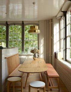 ilse crawford's design studio | http://lesliewilliamson.com