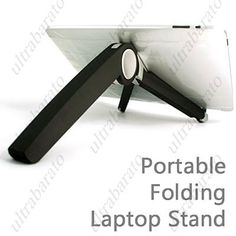 Foldable Laptop Stand Mount Holder Cradle for iPad Macbook Notebook Tablet PC ($22.49)