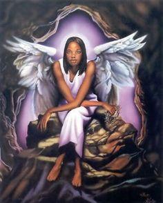 Angel by Allen & Aaron Hicks  #HicksTwins #ShadesofColor