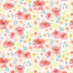 Warwick Fabrics : LIDA, Colour SORBET