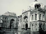 Bara Khan's Tomb in Delhi, India