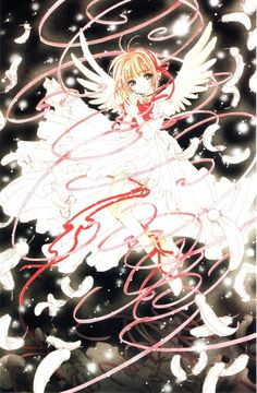 Card Captor Sakura by CLAMP was my favorite anime as a kid