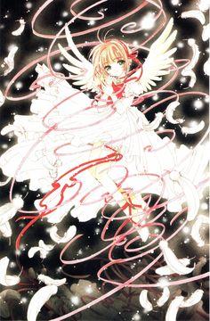 Card Captor Sakura by CLAMP was my favorite anime as a kid