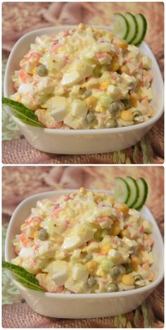 Russia Diet And Slimming Bon Appetit, Allrecipes, Potato Salad, Food And Drink, Healthy Eating, Ketogenic Diet, Healthy Recipes, Cooking, Ethnic Recipes