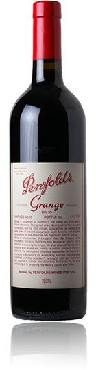 Our nice Red. Penfolds Grange