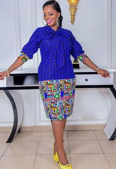 African Dresses For Kids, African Fashion Ankara, Latest African Fashion Dresses, African Dresses For Women, African Print Fashion, Africa Fashion, African Attire, African Print Dresses, Ankara Styles For Women