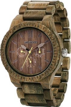 Kappa Wood Watch | WeWood Wood Watches – WeWood Watches Australia