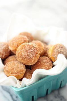 MIss Jones Organic Pumpkin donut muffins