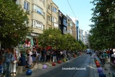 Isztambul ázsiai központja, Kadiköy! Street View